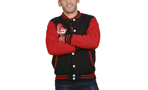Grow uP eSports Red Jacket