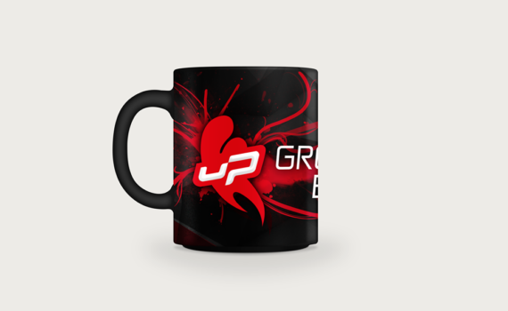 Caneca Grow uP eSports