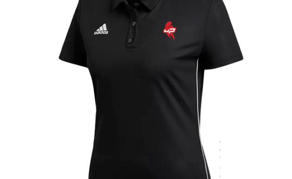 Women Black Polo